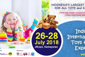 The Indonesia International Toys & Kids Expo 2018